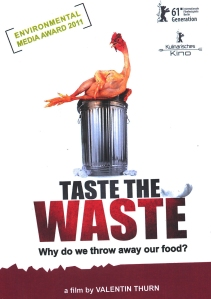 taste the waste couv